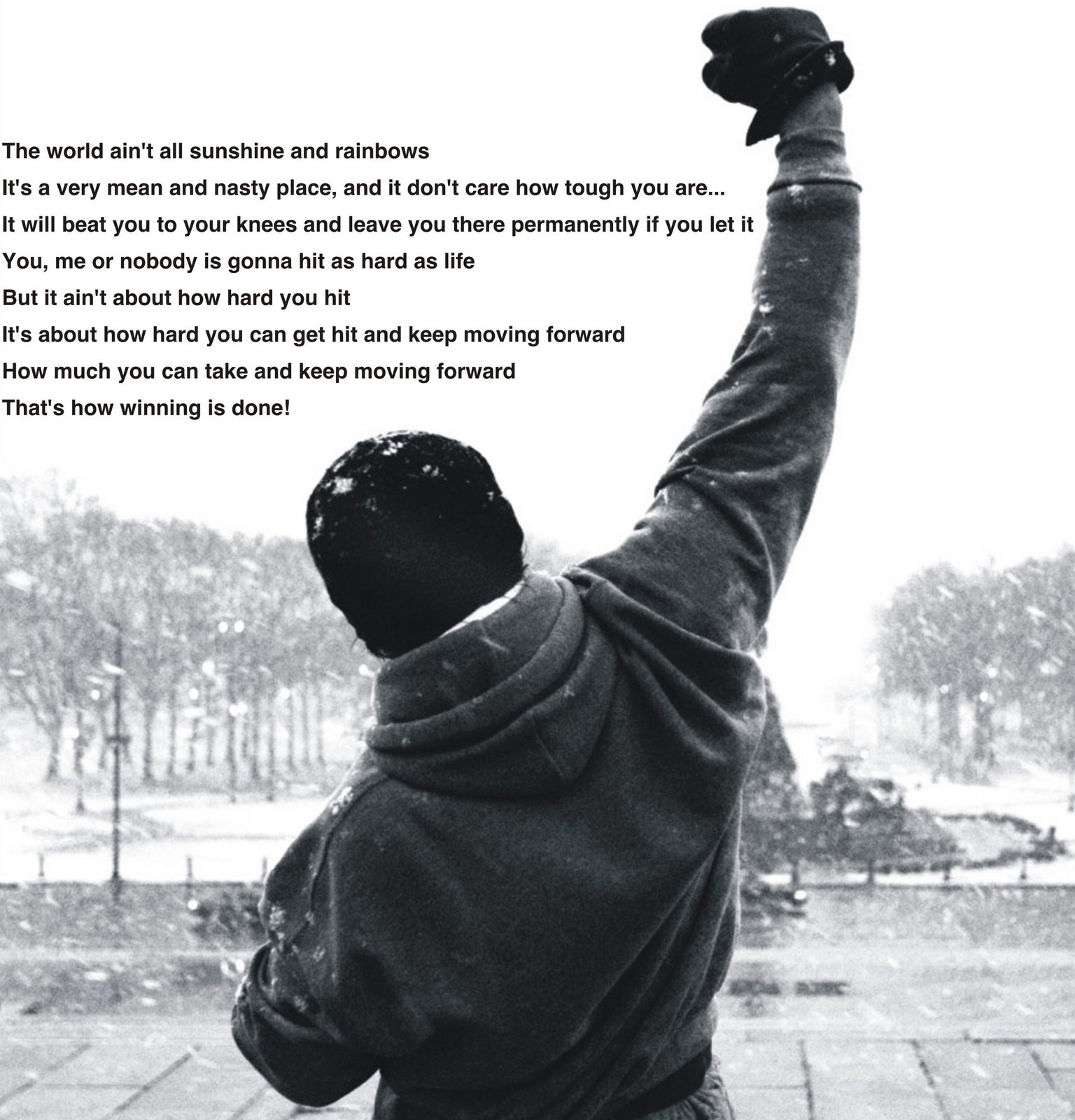 Rocky Balboa My Thoughts My Story